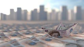 Κεφάλαιο επιχειρηματικού κινδύνου Στοκ φωτογραφία με δικαίωμα ελεύθερης χρήσης