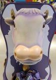 Κεφάλι αγελάδων ` s στον αερολιμένα του Ντουμπάι Στοκ φωτογραφία με δικαίωμα ελεύθερης χρήσης