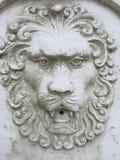 Κεφάλι λιονταριών κήπων Στοκ Φωτογραφία