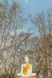 Κεφάλι του Βούδα Στοκ εικόνα με δικαίωμα ελεύθερης χρήσης