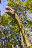 Κεφάλι Brachiosaurus Στοκ εικόνες με δικαίωμα ελεύθερης χρήσης