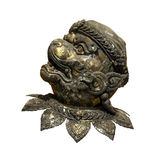 Κεφάλι Hanuman Στοκ εικόνα με δικαίωμα ελεύθερης χρήσης