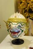 Κεφάλι Khon Στοκ Φωτογραφίες