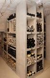 Κελάρι κρασιού με παλαιό Riesling Στοκ φωτογραφία με δικαίωμα ελεύθερης χρήσης
