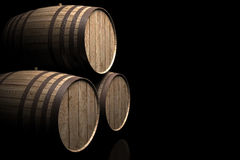 Κελάρι κρασιού Στοκ φωτογραφία με δικαίωμα ελεύθερης χρήσης