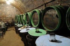 Κελάρι κρασιού Στοκ Φωτογραφία