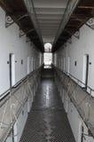 Κελί φυλακής, στο διάδρομο, δεύτερος όροφος Στοκ εικόνες με δικαίωμα ελεύθερης χρήσης