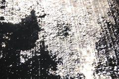 κηλίδα πετρελαίου Στοκ Φωτογραφία
