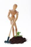 κηπουρική καλλιέργεια&sigm Στοκ Εικόνες