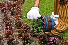 κηπουρική κινούμενων σχ&epsilon Στοκ Φωτογραφίες