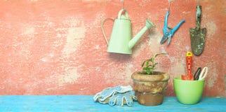 Κηπουρική στην άνοιξη Στοκ εικόνες με δικαίωμα ελεύθερης χρήσης