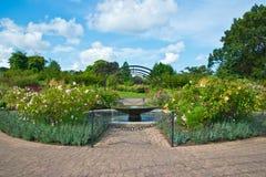 Κηπουρική τοπίων Στοκ Εικόνες