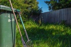 2 κηπουρική Στοκ Εικόνα