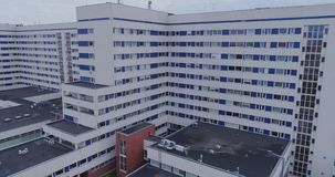 Κηφήνας νοσοκομείων Gailezers ιατρικός, υγεία, ιατρική, ενίσχυση, έκτακτη ανάγκη, ασθενοφόρο, υγειονομική περίθαλψη απόθεμα βίντεο
