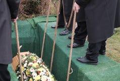 κηδεία Στοκ εικόνα με δικαίωμα ελεύθερης χρήσης