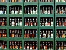 Κιβώτια μπύρας Στοκ φωτογραφία με δικαίωμα ελεύθερης χρήσης