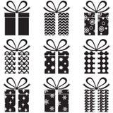 Κιβώτια δώρων Στοκ φωτογραφίες με δικαίωμα ελεύθερης χρήσης