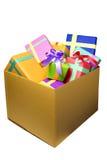 Κιβώτια δώρων Στοκ Φωτογραφία