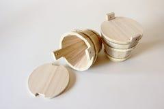 κιβώτιο λίγα ξύλινα Στοκ εικόνα με δικαίωμα ελεύθερης χρήσης
