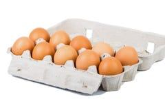 Κιβώτιο αυγών Στοκ Φωτογραφίες