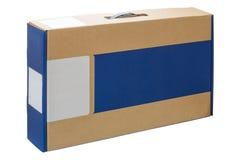 Κιβώτιο για τον ηλεκτρονικό εξοπλισμό Στοκ Εικόνα