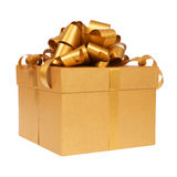 Κιβώτιο δώρων Στοκ φωτογραφία με δικαίωμα ελεύθερης χρήσης