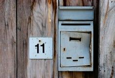 Κιβώτιο επιστολών, τρύγος Στοκ φωτογραφίες με δικαίωμα ελεύθερης χρήσης