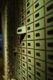 Κιβώτιο κατάθεσης Στοκ φωτογραφία με δικαίωμα ελεύθερης χρήσης