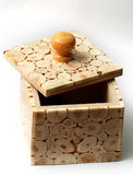 κιβώτιο ξύλινο Στοκ Εικόνες