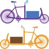 Κιβώτιο ποδηλάτων απεικόνιση αποθεμάτων