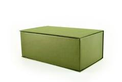 κιβώτιο πράσινο Στοκ Εικόνα