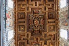 Κιβώτιο σε Ara Coeli, Ρώμη Στοκ Εικόνα