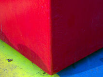 Κιβώτιο σιδήρου Στοκ εικόνες με δικαίωμα ελεύθερης χρήσης