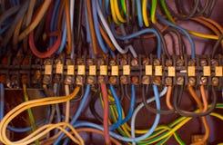 Κιβώτιο συνδέσεων Στοκ εικόνες με δικαίωμα ελεύθερης χρήσης