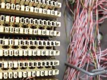 Κιβώτιο τηλεφωνικών συνδέσεων Στοκ φωτογραφίες με δικαίωμα ελεύθερης χρήσης
