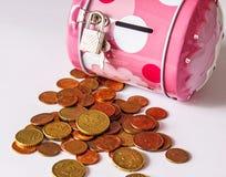 Κιβώτιο χρημάτων Στοκ φωτογραφία με δικαίωμα ελεύθερης χρήσης