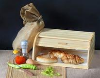 Κιβώτιο ψωμιού Στοκ Εικόνες