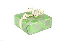Κιβώτιο δώρων για τις διακοπές Στοκ Φωτογραφία