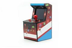 Κιβώτιο Arcade που απομονώνεται Στοκ φωτογραφίες με δικαίωμα ελεύθερης χρήσης