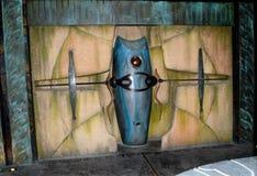 Κιβώτιο Atlantian, χαμένες αίθουσες Στοκ Εικόνα