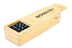 κιβώτιο dominom Στοκ εικόνες με δικαίωμα ελεύθερης χρήσης