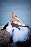 κιθάρα νυφών Στοκ Φωτογραφίες
