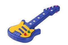 κιθάρα παιδιών Στοκ εικόνα με δικαίωμα ελεύθερης χρήσης
