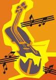 κιθάρα διανυσματική απεικόνιση