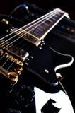 κιθάρα les Paul epiphone Στοκ Εικόνες