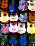 κιθάρες Στοκ εικόνα με δικαίωμα ελεύθερης χρήσης