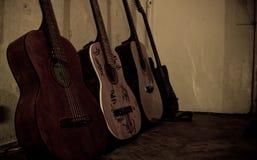 κιθάρες στοκ φωτογραφίες με δικαίωμα ελεύθερης χρήσης