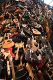 κιθάρες Στοκ Φωτογραφία