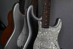 κιθάρες Στοκ φωτογραφία με δικαίωμα ελεύθερης χρήσης