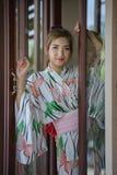 κιμονό Στοκ φωτογραφία με δικαίωμα ελεύθερης χρήσης
